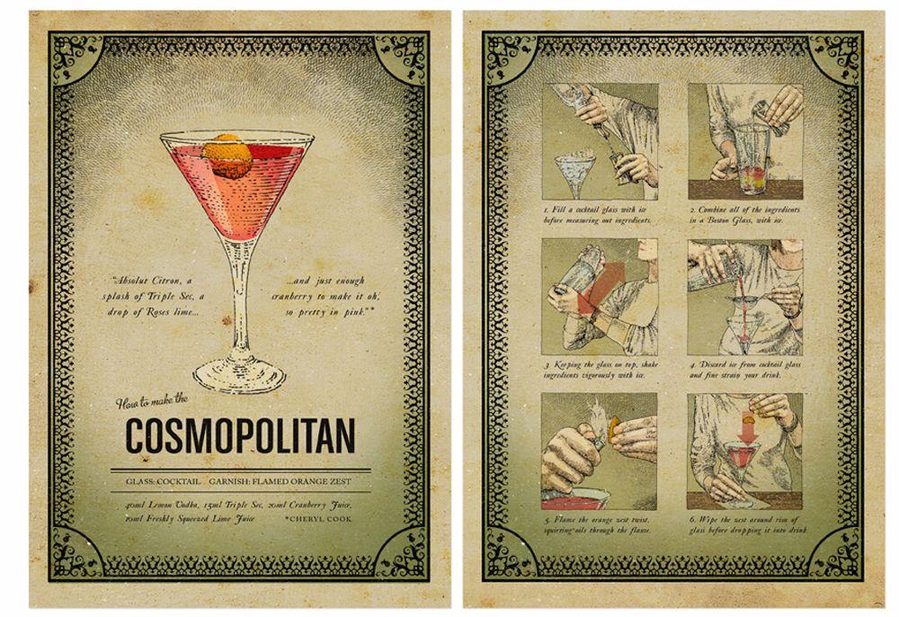 Vintage-Cocktails